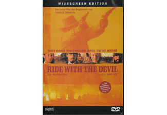 RIDE WITH THE DEVIL - DIE TEUFELSREITER - (DVD)