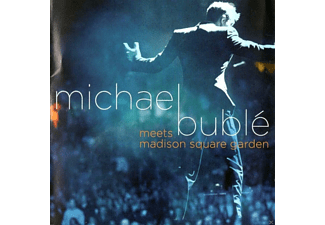 Michael Bublé - Michael Buble Meets Madison Square Gardenspecial Edition [DVD + CD]