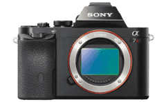 SONY Alpha 7R - (ILCE-7RB)