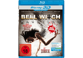 The Bell Witch Haunting - (3D Blu-ray)