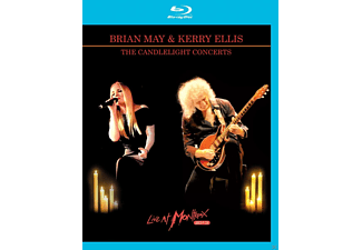 Brian May, Kerry Ellis - The Candlelight Concerts-Live At Montreux 2013 [Blu-ray + CD]