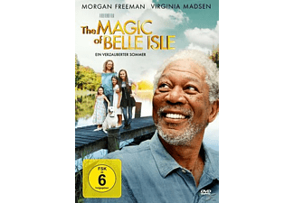 The Magic of Belle Isle - Ein verzauberter Sommer [DVD]