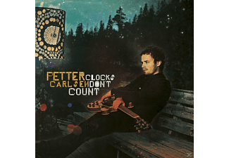 Petter Carlsen - Clocks Don't Count - (CD)