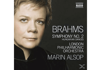 The London Philharmonic Orchestra, Marin - Lpo Alsop - Sinfonie 2 - (CD)