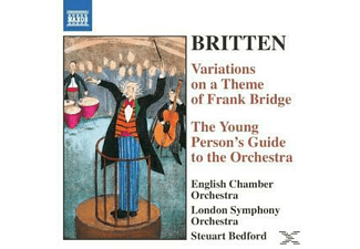 Stuart Bedford, Bedford/English Chamber/LSO - Bridge-Variationen/Young Pers - (CD)