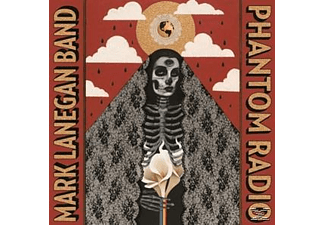 Mark Band Lanegan - Phantom Radio (Lp+Mp3) [Vinyl]