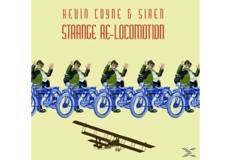 Kevin Siren & Coyne - Strange Re-Locomotion - (Vinyl)