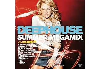 Various - Deephouse Summer Megamix Vol.1 [CD]