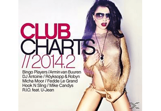 Various - Club Charts 2014.2 [CD]