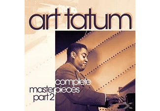 Art Tatum - The Complete Solo Masterpieces [CD]