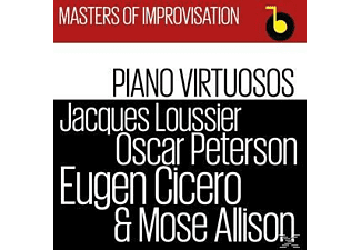 Cicero & Loussier - Master Of Improvisation - (CD)