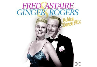 Astaire, Fred & Rogers, Ginger - Golden Dance Hits - (CD)