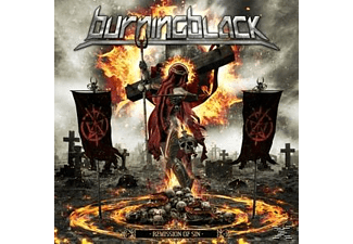 Burning Black - Remission Of Sin [CD]