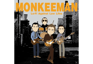 Monkeeman - Lo-Fi Against Low Lifes - (LP + Download)