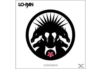 Lo-pan - Colossus - (Vinyl)