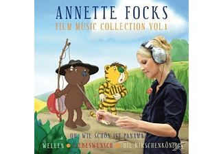 Annette Focks - Film Music Collection Vol.1 - (CD)