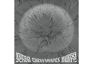FATSO JETSON/HERBA MATE - Early Shapes-Split - (Vinyl)