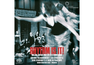 Simon Rattle - Rhythm Is It! - (CD)