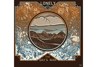Lonely The Brave - The Day's War - (Vinyl)