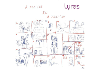 Lyres - A Promise Is A Promise - (CD)