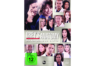 Grey's Anatomy - Staffel 10 - (DVD)