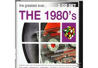 VARIOUS - The 1980's - The Greatest Ever - (CD)