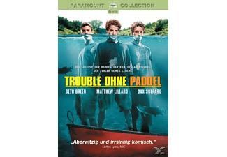 Trouble ohne Paddel - (DVD)