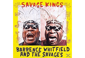 Barrence & The Savages Whitfield - Savage Kings - (Vinyl)