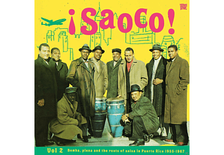 VARIOUS - Saoco! Vol.2 - (CD)