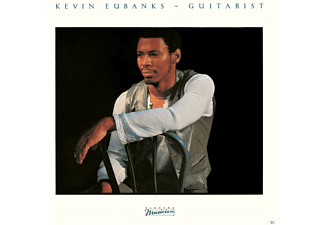 Kevin Eubanks - Guitarist [CD]