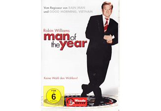 Man of the Year [DVD]
