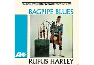 Rufus Harley - Bagpipe Blues [CD]
