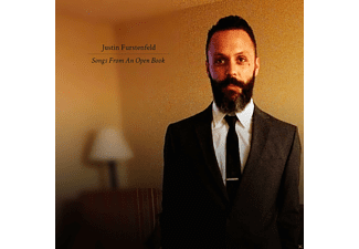 Justin Furstenfeld - Songs From An Open Book - (CD)