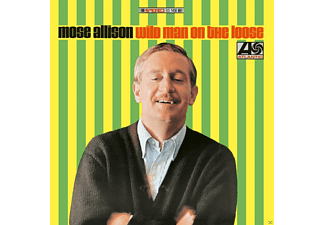 Mose Allison - Wild Man On The Loose [CD]