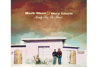 Mark Olson, Gary Louris - Ready For The Flood [CD]