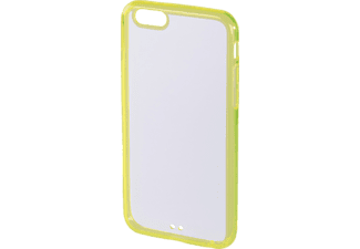 Frame Backcover Apple iPhone 6, iPhone 6s Kunststoff Gelb