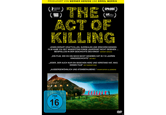 The Act Of Killing - (DVD)
