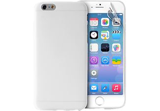 PURO PU-113789 Back Case Ultra Slim 0.3, Hartschale, iPhone 6 Plus, Transparent