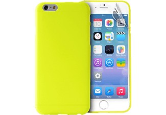 PURO PU-113642 Back Case Ultra Slim 0.3, Backcover, iPhone 6 Plus, Lime Grün