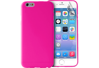 PURO PU-113659 Ultra Slim 0.3, Apple, Backcover, iPhone 6 Plus, Polycarbonat, Pink