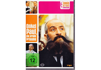 Onkel Paul die große Pflaume - Louis de Funes Collection [DVD]