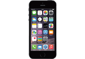 APPLE iPhone 5s 16 GB spacegrau