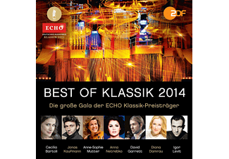 Kaufmann/Netrebko/Garrett/Bartoli/Mutter/+ - Best Of Klassik 2014 (Echo Klassik) [CD]
