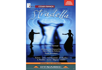 VARIOUS, Orchestra And Chorus Of The Opera Royal De Wallonie - Stradella - (DVD)