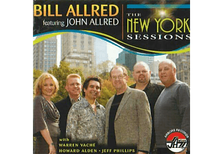 Bill Allred, John Allred - The New York Sessions [CD]