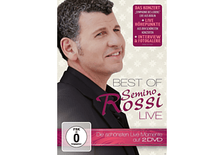 Semino Rossi - Best Of - Live - (DVD + Video Album)