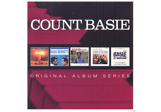 Count Basie, VARIOUS - Original Album Series [CD]