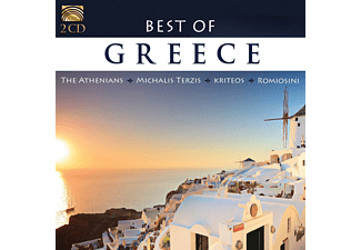 VARIOUS - Best Of Greece [CD]