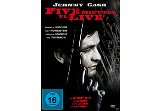 Five Minutes to Live - (DVD)