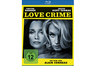 LOVE CRIME - (Blu-ray)